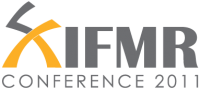 IFMR Conference 2011